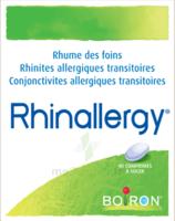 Boiron Rhinallergy Comprimés B/40 à AURILLAC
