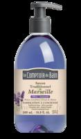 Le Comptoir Du Bain  Savon Traditionnel De Marseille Olive-lavande 500ml à AURILLAC