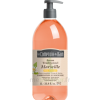 Savon De Marseille Liquide Fleur D'oranger 1l à AURILLAC