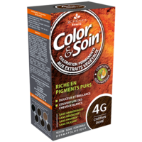 Color&soin Kit Coloration Permanente 4g Châtain Doré à AURILLAC