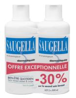 Saugella Emulsion Dermoliquide Lavante 2fl/500ml à AURILLAC