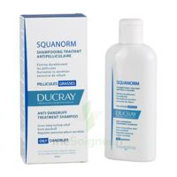 Ducray Squanorm Shampooing Pellicule Grasse 200ml à AURILLAC