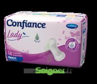 Confiance Lady Protection Anatomique Incontinence 4.5 Gouttes Sachet/14 à AURILLAC