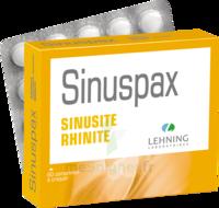 Lehning Sinuspax Comprimés à Croquer 3plq/20 à AURILLAC