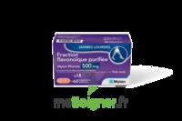 Fraction Flavonoique Mylan Pharma 500mg, Comprimés à AURILLAC